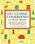 101 Classic Cookbooks 501 Classic Recipes