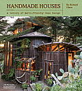 Handmade Houses: A Century of Earth-Friendly Home Design Cover