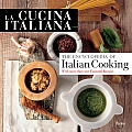 The Encyclopedia Of Italian Cooking (Cucina Italiana) Cover