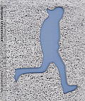 Richard Artschwager: No More Running Man