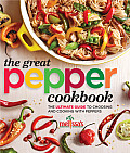 Melissas the Great Pepper Cookbook
