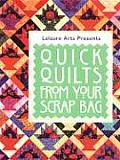 Quick Quilts from Your Scrap Bag (For the Love of Quilting) Cover