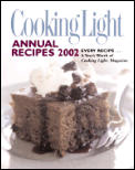 Cooking Light Annual Recipes 2002