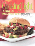 Cooking Light Annual Recipes 2004 (Cooking Light Annual Recipes)