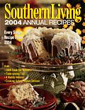 Southern Living 2004 Annual Recipes (Southern Living Annual Recipes) Cover