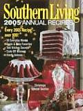Southern Living 2005 Annual Recipes