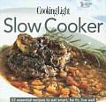 The Cooking Light Slow Cooker Recipe Collection