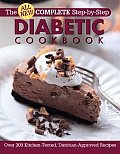 All New Complete Step By Step Diabetic Cookbook