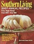 Southern Living Annual Recipes 2007
