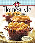 Gooseberry Patch Homestyle Family Favorites: Tried & True Recipes from Gooseberry Patch Family & Friends (Gooseberry Patch) Cover