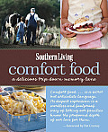 Southern Living Comfort Food: A Delicious Trip Down Memory Lane Cover