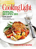 Cooking Light Annual Recipes (Cooking Light Annual Recipes)