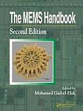 Mems Handbook Second Edition 3 Volume Set
