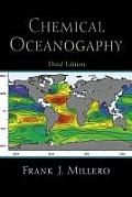Chemical Oceanography 3RD Edition