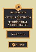 CRC Handbook of Census Methods for Terrestrial Vertebrates