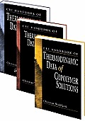 CRC Handbook of Thermodynamic Data of Polymer Solutions, Three Volume Set