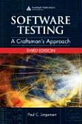 Software Testing a Craftman's Approach Third Edition (3RD 08 - Old Edition)