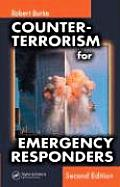 Counter-Terrorism for Emergency Responders, Second Edition Cover