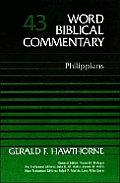 Philippians World Biblical Commentary 43