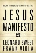 Jesus Manifesto: Restoring the Supremacy and Sovereignty of Jesus Christ Cover