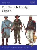 The French Foreign Legion (Men-At-Arms) Cover