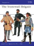 The Stonewall Brigade: Men-At-Arms 30 (Men-At-Arms) Cover