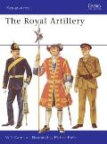 The Royal Artillery (Men-At-Arms) Cover