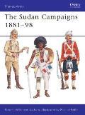 Men-at-Arms||||The Sudan Campaigns 1881–98||||Sudan Campaigns 1881–9 MAA 059