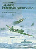 Japanese Carrier Air Groups 1941–45