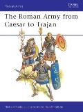 Men-at-Arms    The Roman Army from Caesar to Trajan    Roman Army from Caesar MAA 046