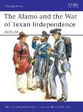 Men-At-Arms #173: The Alamo and the War of Texan Independence Cover