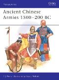 Ancient Chinese Armies 1500 200 Bc