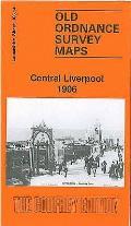 Central Liverpool 1906: Lancashire Sheet 106.14