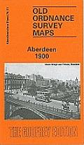 Old Ordnance Survey Maps Aberdeen 1900 Aberdeenshire Sheet 75 11