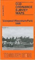 Liverpool (Newsham Park) 1905: Lancashire Sheet 106.11