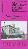Central Preston 1909: Lancashire Sheet 61.10