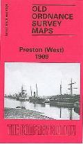 Preston (West) 1909: Lancashire Sheet 61.09