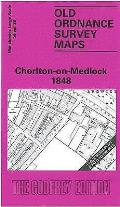 Chorlton-on-medlock 1848: Manchester Sheet 39