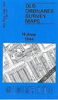 Hulme 1844: Manchester Sheet 38