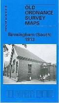 Birmingham (South) 1913: Warwickshire Sheet 14.09