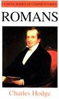 Romans Geneva Commentaries Series