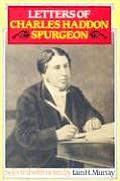 Letters of Charles Haddon Spurgeon
