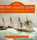 First Atlantic Liners Seamanship In Th