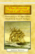Great Days Of Sail Reminiscences Of A