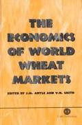 The Economics of World Wheat Markets