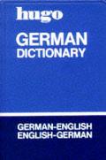 Hugo German Dictionary German English English