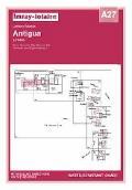 Imray Iolaire Chart A27: Antigua