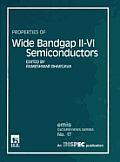 Properties of Wide Bandgap II-VI Semiconductors