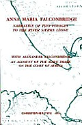 Anna Maria Falconbridge Narrative of Two Voyages to the River Sierra Leone during the Years 1791 1792 1793