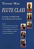 Flute Class A Group Teaching Book for Students & Teachers